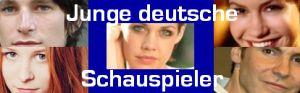 Junge Deutsche Schauspieler